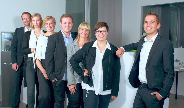 Das Team von Scholand Hörakustik